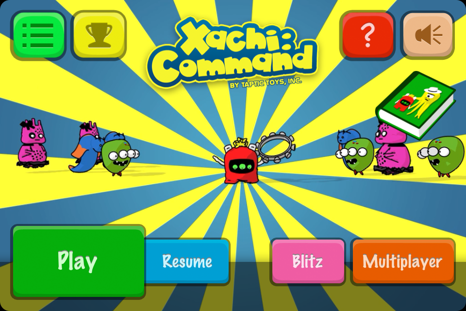 Screenshot Xachi: Command Multiplayer